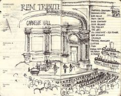 REM Tribute - Carnegie Hall